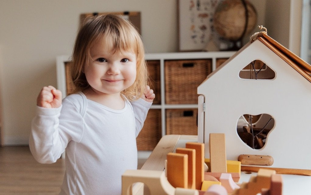 easy ways to spruce up your playroom