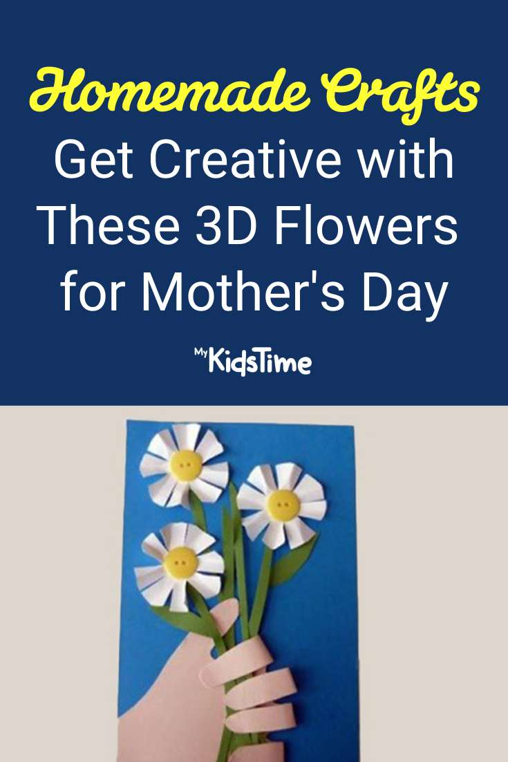 Homemade Mother's Day Craft