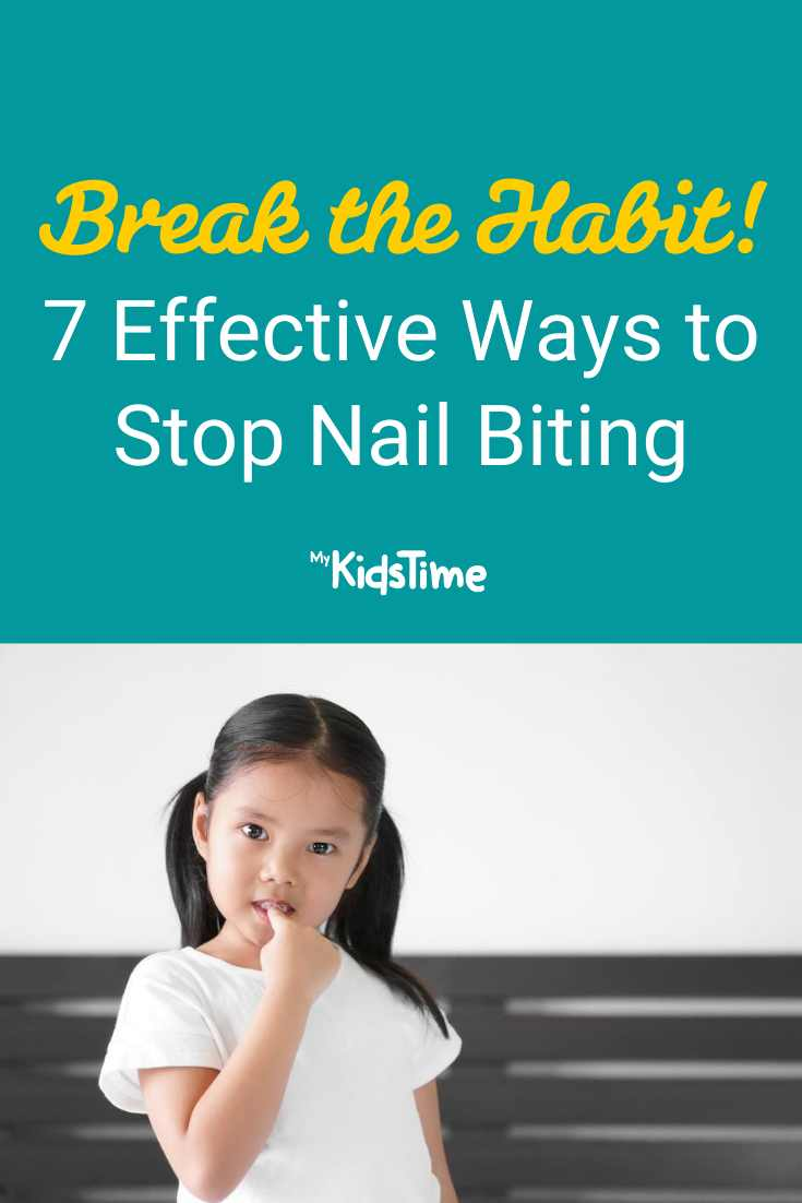 Is Nail Biting an Issue_ Try These 7 Effective Ways to Break the Habit - Mykidstime