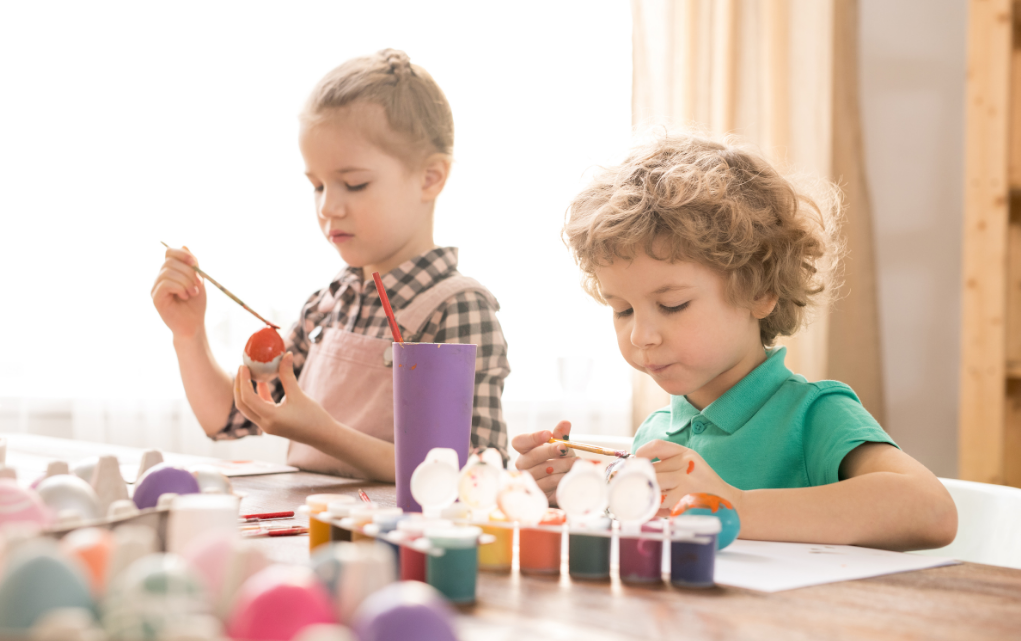 Easter Crafts from Schoolbooks.ie