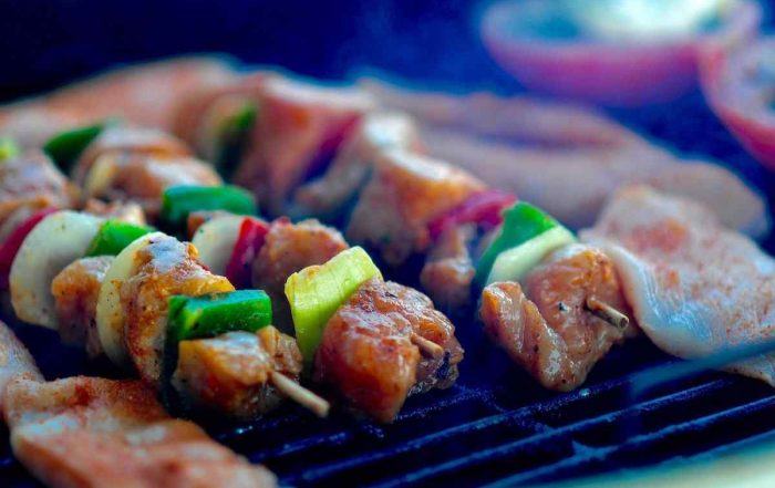 BBQ tips from Calor