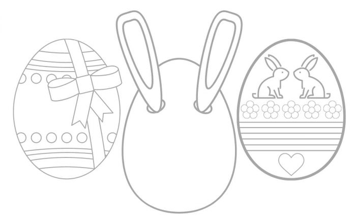Easter Egg Colouring Pages Lead new - Mykidstime (1)