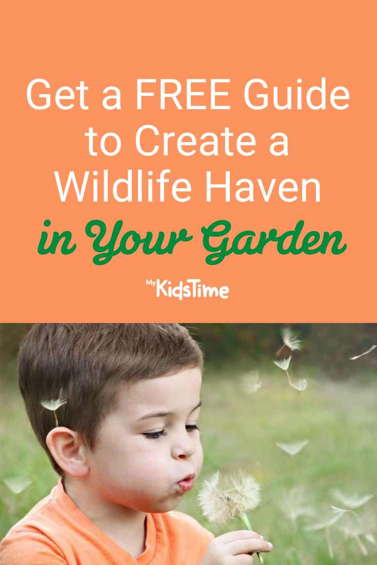 Get a Free Guide to Create a Wildlife Haven in Your Garden - Mykidstime (1)