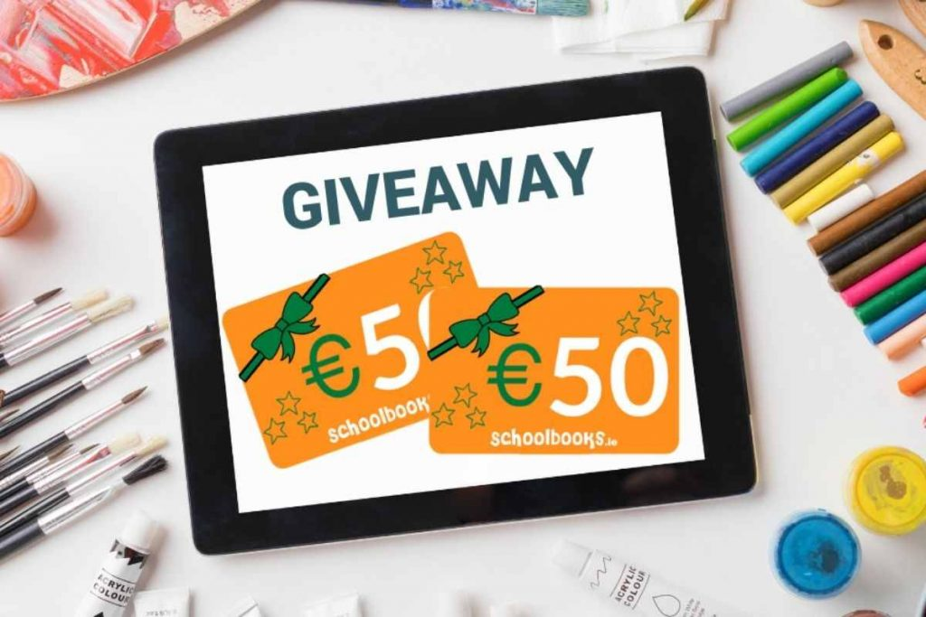 Win a €50 Childrens Books Voucher From Schoolbooks.ie