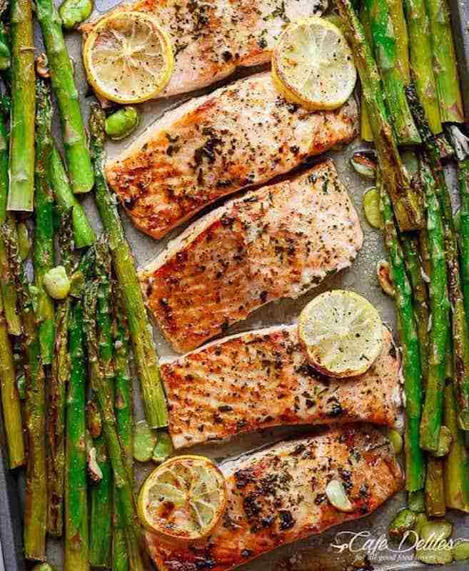 One-Pan-Baked-Lemon-Garlic-Salmon-Asparagus-53