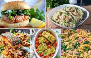 Salmon recipes - Mykidstime