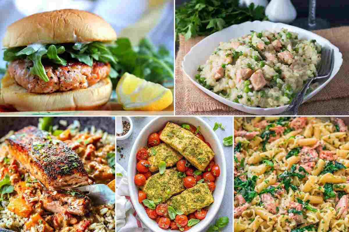 Salmon recipes - Mykidstime