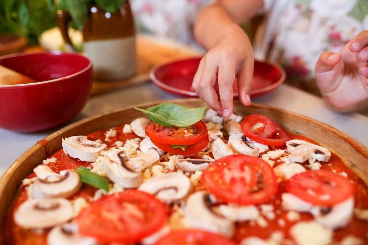 Pizza making family days out with dining options