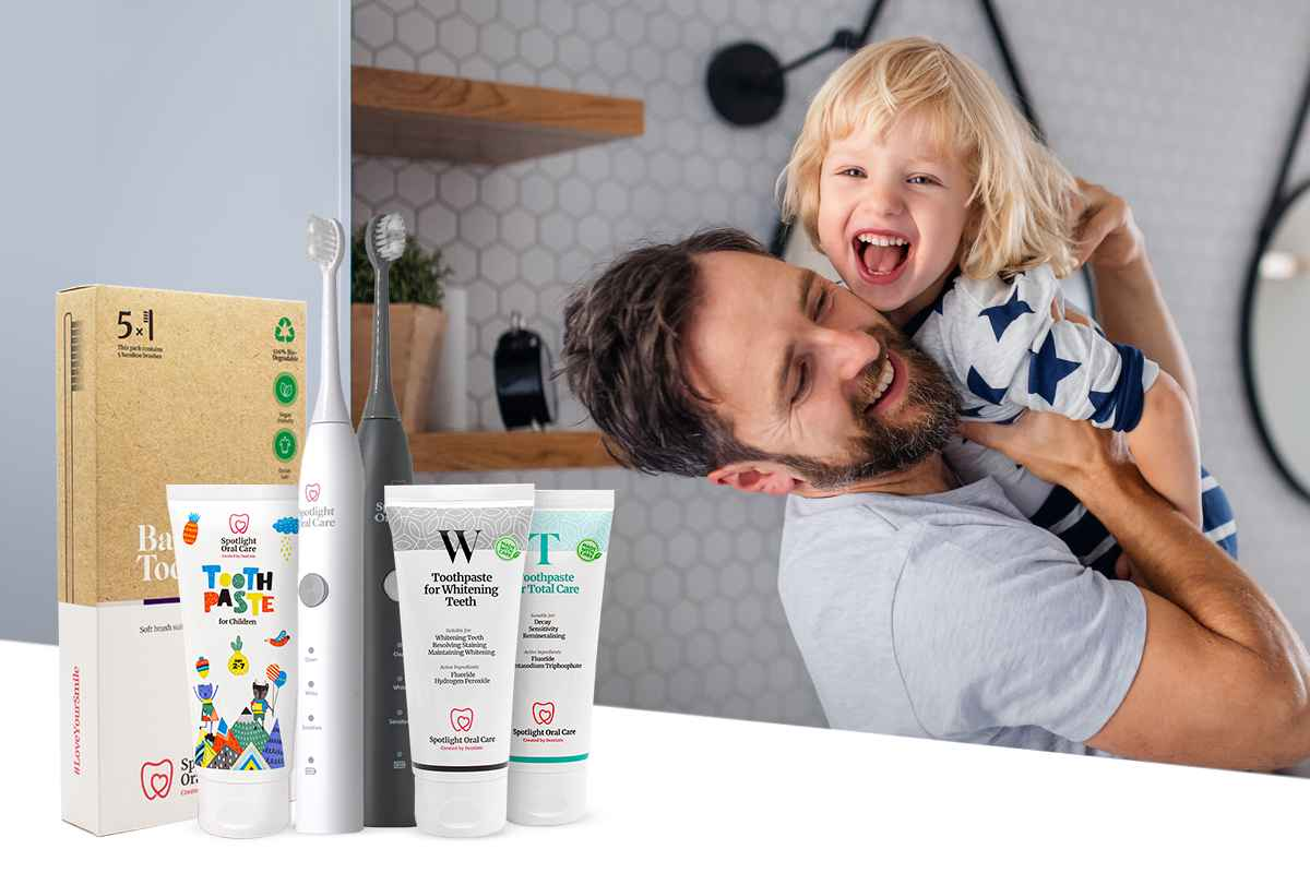 spotlight oral care family bundle Spotlight Oral Care how to make brushing teeth fun for kids