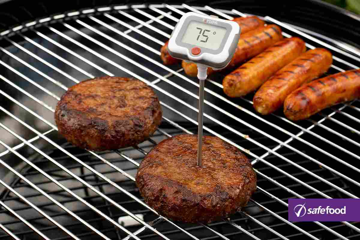 meat thermometer safefood