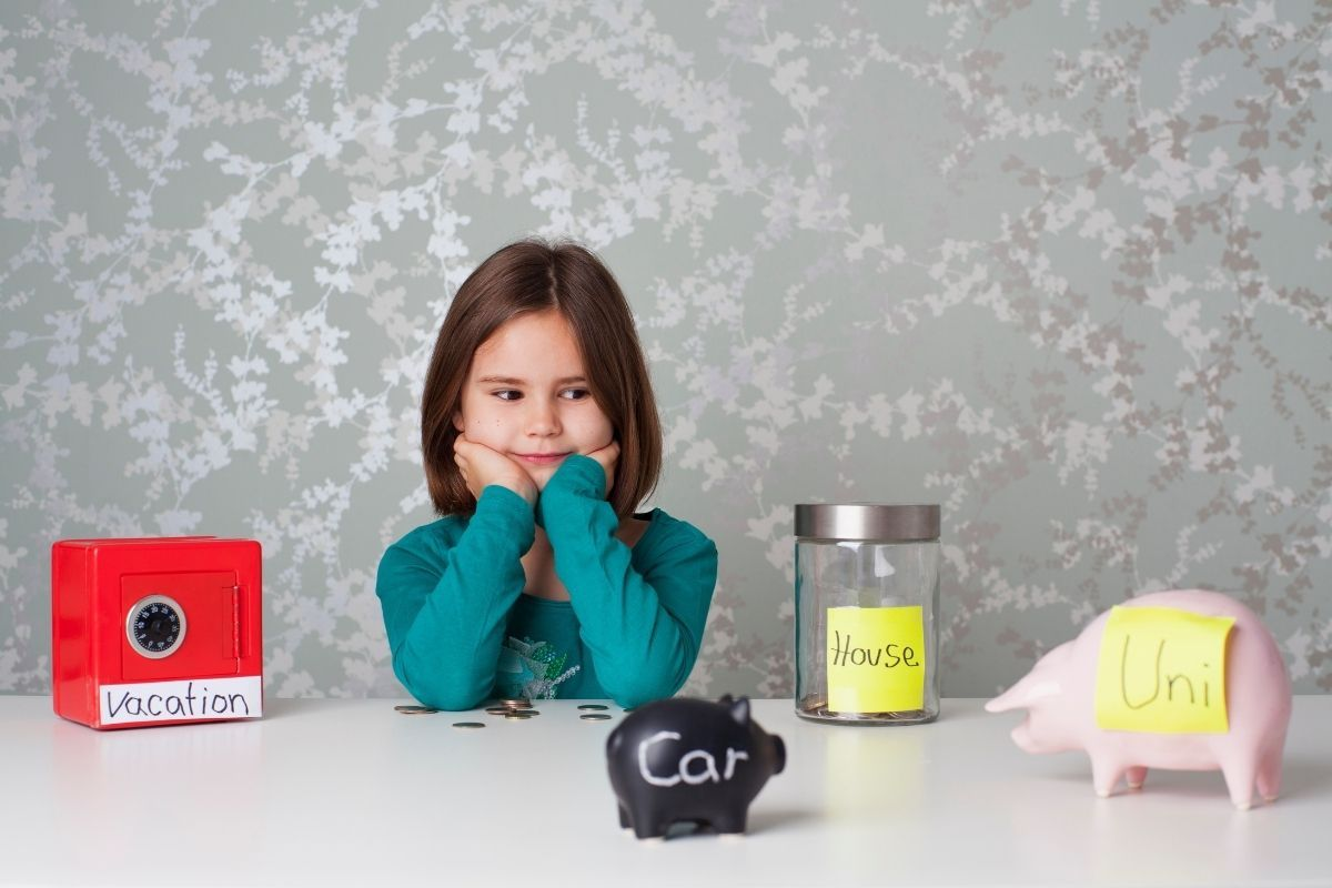 Age appropriate advice to help make your child more money savvy