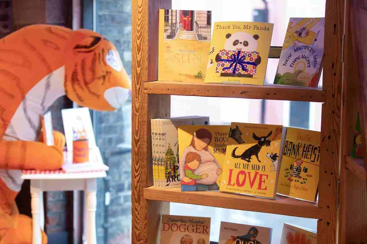 Seven Stories for things to do in Newcastle with kids
