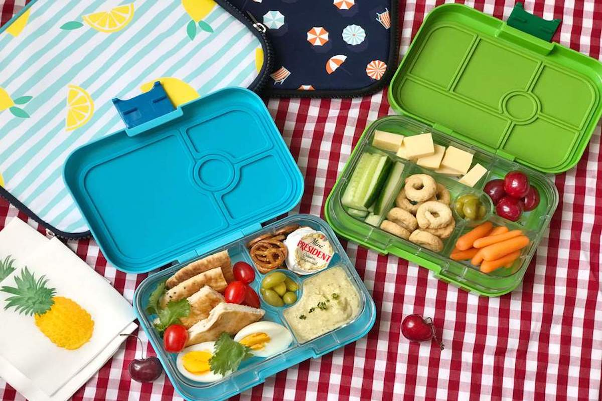 Win a Yumbox and Klean Kanteen Water Bottle Set from Earthmother