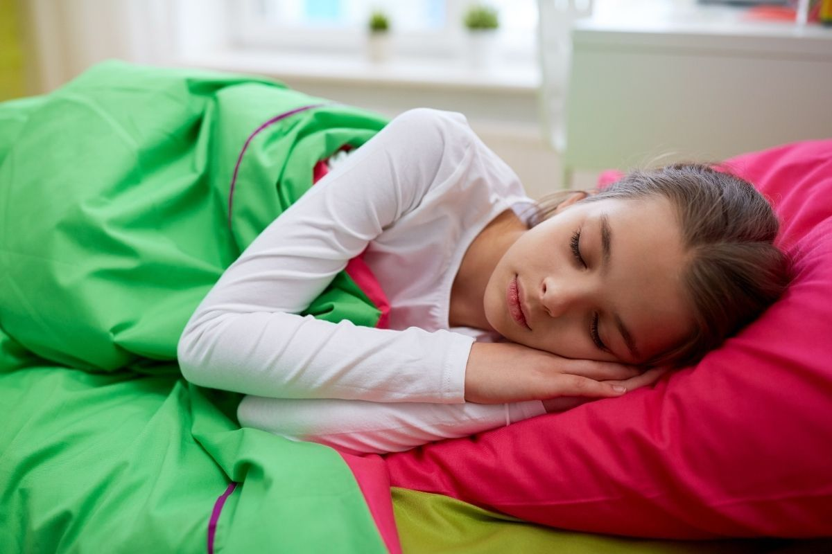 tips to help your child with the transition to secondary school sleep routine