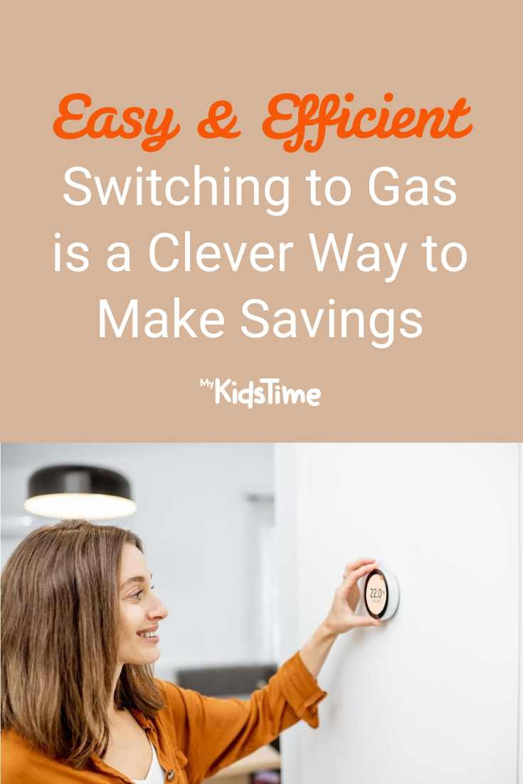 Switching to Gas
