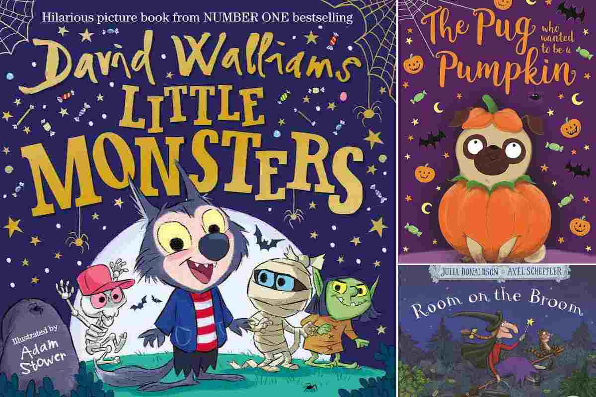 30 Slightly Spooky Halloween Books for Kids lead - Mykidstime