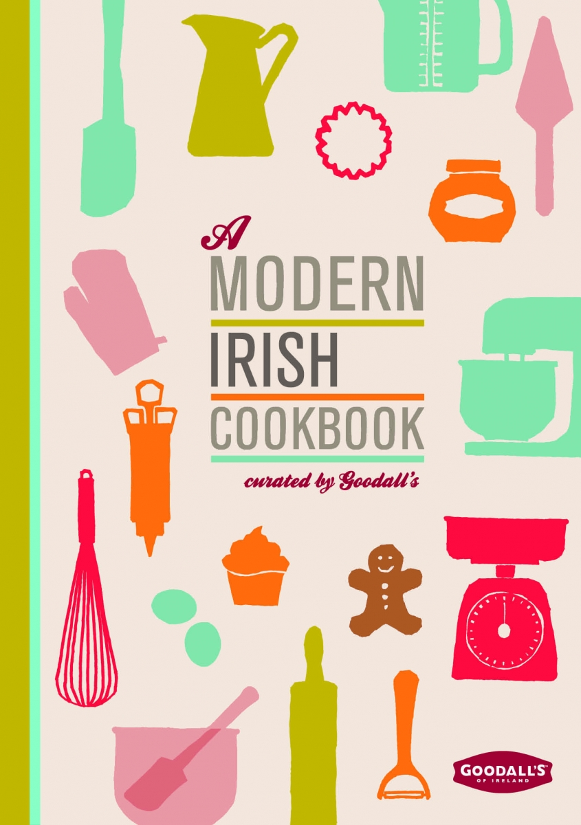 Food Book Cover Template : Cookbook review quot a modern irish