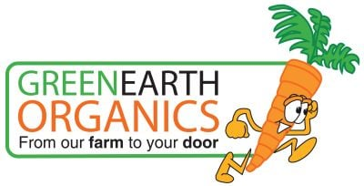 Green Earth Organics Logo
