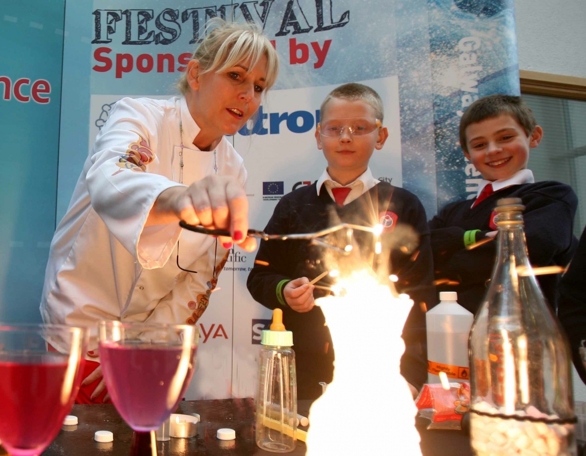 Galway Science and Technology Festival