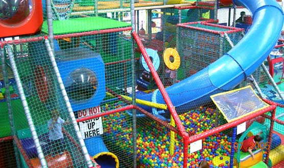 Rainy day activities for kids in mayo for Indoor party places for kids