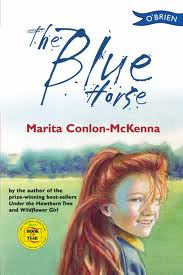 the blue horse marita conlon-mckenna