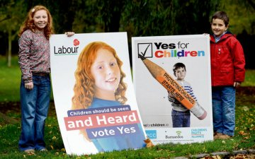 children s referendum posters