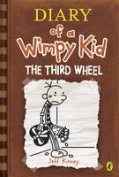 diary of a wimpy kids the third wheel