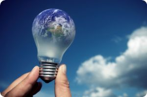 eco-lightbulb