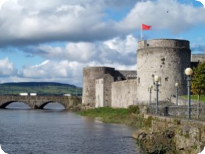 King Johns Castle LImerick