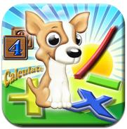 math puppy bingo app