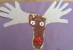 rudolph decorations